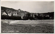 Staithes from the Beach # 14291 by J. Salmon.