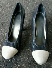 Nine West Monochrome Platform Heels