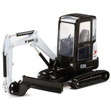 Norscott 6988775 1:25 Bobcat E35 Compact Excavator Die Cast Collectible