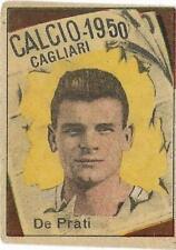 FIGURINA  VAV CALCIO 1950 DE PRATI CAGLIARI
