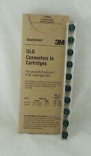 3M ULG Scotchlok Cartridge Splice Connectors 100 ct. Telephone Cable Low Voltage