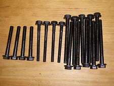 LAND ROVER DEFENDER DISCOVERY RANGE ROVER 300TDi CYLINDER HEAD BOLTS (SET OF 18)