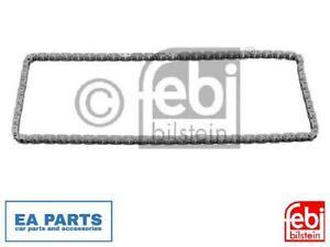 Timing Chain for CITROËN DAIHATSU PEUGEOT FEBI BILSTEIN 31004
