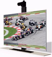 "Firgelli FA-UTVL-200-50 Motorized 50"" Drop Down TV Lift with RF Remote Control"