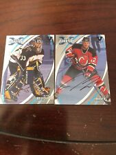 02/03 BAP Lot 2 Auto Hockey Cards Jeff Friesen/Milan Hnilicka