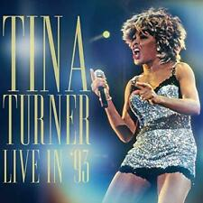 Live in 93 Tina Turner Audio CD & Fast Delivery