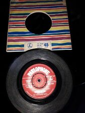 "THE TEMPERANCE SEVEN - You're Driving Me Crazy - 1961 UK 7"" vinyl single"