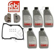 Auto 09G Transmission Fluid Oil Kit For VW Jetta Rabbit Beetle Passat CC Audi TT