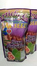 2 PACK ARTICHOKE FLAX SEED SARA NUTRITION COLON CLEANSE 14 OZ EACH 12/19 NEW