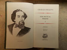 Our Mutual Friend Vol I by Charles Dickens 1967 (M)