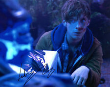 LUKE TREADAWAY - Signed 10x8 Photograph - FILM - ATTACK THE BLOCK