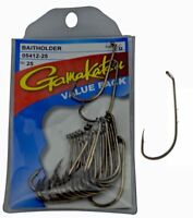 Gamakatsu Baitholder Fishing Hooks (25pc value pack)