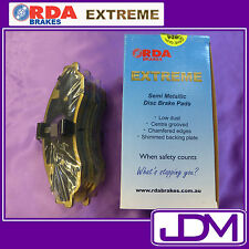 FORD FALCON FG XR6- TURBO, XR8, G6E TURBO 5/2008on - RDA EXTREME REAR Brake Pads
