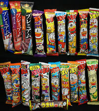 Umaibo 20 kinds(flavors) total 80 Bars Japan Snack dagashi Candy Made In Japan/t