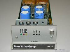 Grass Valley Group Gvg 065957 Card For Sale