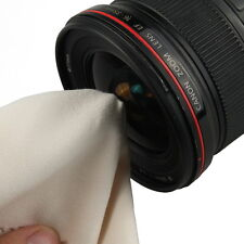 GGS Microfiber Chamois Cleaning Cloth f Camera Lens Glasses Filter DV TV Monitor