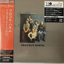 Procol's Ninth  by Procol Harum (K2 HD CD. jp mini LP),2012 VICP-75099 Japan