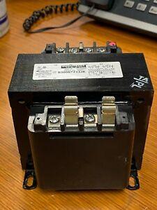 👀 IMPERVITRAN 300 VA CONTROL TRANSFORMER 230-460V PRI 110-120V SEC B300BTZ13JK