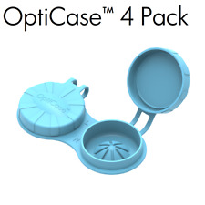 OptiCase 4 Pack soft contact lens case