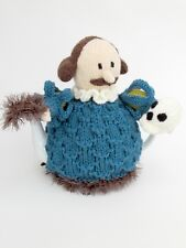 Shakespeare Tea Cosy Knitting Pattern