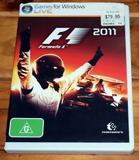 F1 2011 PC Game