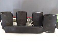 Samsung 5 Surround Sound Speakers (Used)