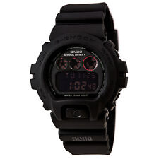 CASIO MEN'S G-SHOCK MILITARY BLACK WATCH DW6900MS-1