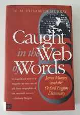 SOFTCOVER BOOK Caught in the Web of Words James Murray Oxford English Dictionary