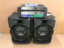 Sony High-Power Home Audio System with Bluetooth - SHAKEX30  -  READ