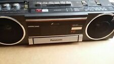 Panasonic Rx-f2le Ghetto Blaster boombox Vintage