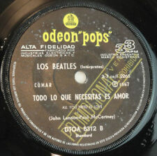 The Beatles - *PROMO DEMO* all you need is love baby your a rich man Argentina
