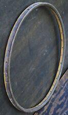 """28"""" NOS Harley Davidson Bicycle Lobdell Wood RIM 36h Vintage Dayton Bike Wheel"""
