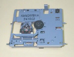 KMM260BAA LASER UNIT REPLACEMENT WITH MECH
