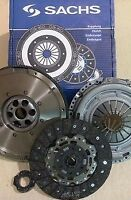 SACHS DUAL MASS FLYWHEEL DMF AND CLUTCH KIT WITH CSC FOR VOLKSWAGEN GOLF 2.0TDI