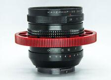 Cinematics follow focus gear ring set 6pcs diameter 60~116mm adjustable for dslr