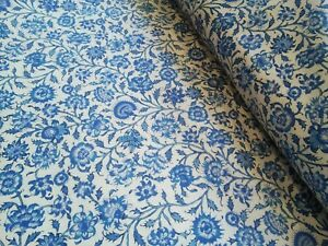 Dutch Heritage DHER 1018 3 Colours, Cotton Fabric, 110cm wide per 25cm