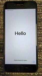 Apple iPhone 7 - 32GB - Black Unlocked Smartphone - Microphone Speaker Problem