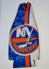 New York Islanders NHL LNH French Beer Koozie Hockey Bud Light Budweiser