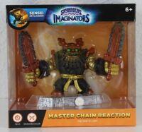 Master Chain Reaction - Skylanders Imaginators Sensei  - Element Tech Neu OVP