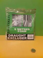 5 mt specialist standard Foam Draught excluder