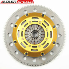 ADLERSPEED Racing Clutch Twin Disk For ACURA RSX TYPE-S CIVIC SI K20 Medium WT