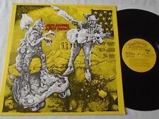 PUNK LP - GOOD MORNING Mr PRESLEY  - VARIOUS ~ 1986 ~ 15 TRACK ~ EX