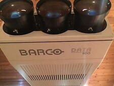 Barco 800 projecter and Faroudja LD100 line doubler