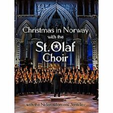 Christmas in Norway with the St Olaf Choir, DVD NEW
