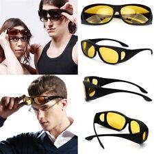 Gafas polarizadas de conducción nocturna gafas de visión nocturna UV400 para hombres mujeres