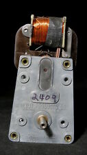Electric Wire Corporation Motor Spec.#2409 48 Volts 13 Rpm nos