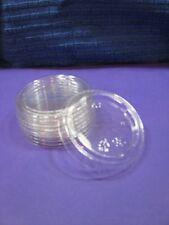 Souffle Lids 2oz. plastic-Condiment lids- 2000 No Cups