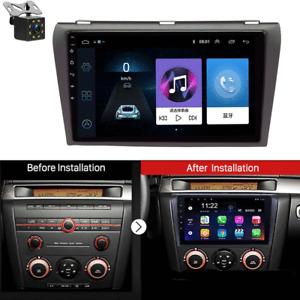 "9"" For Mazda 3 2004-2009 Android 8.1 Radio Stereo GPS Navigation Player w/Camera"