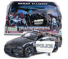 "Transformers Revenge of the Fallen Human Alliance Barricade 7"" Action Figure"