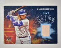 2020 Diamond Kings Bat Kings Relic #BK-VGJ Vladimir Guerrero Jr. - Toronto Blue